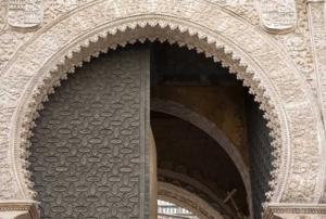 Sevilla catedral en la Vía de laplata