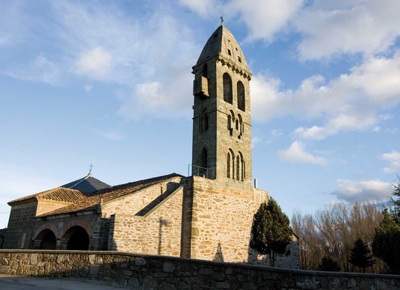 Iglesia de Nuestra Señora de la Asunción en Mombuey