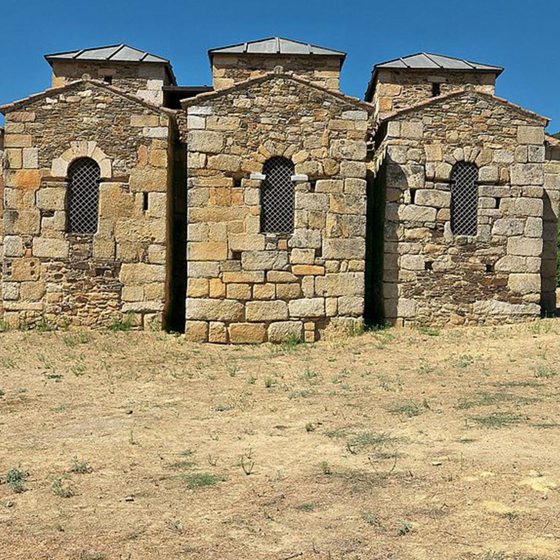 Alcuescar Camino Plata