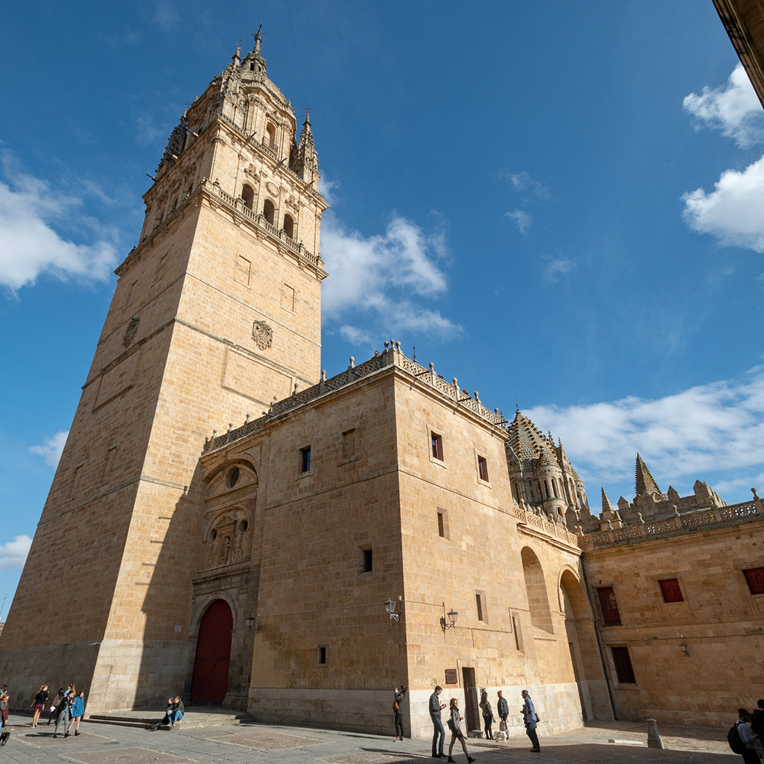 Salamanca Camino Plata