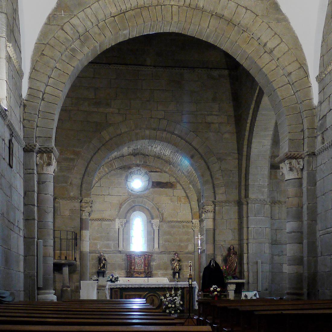 Santa Marta de Tera en el Camino de la Plata