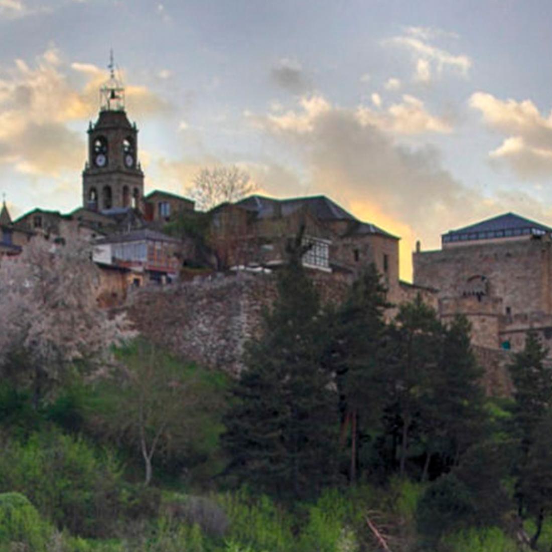Puebla de Sanabria Camino de la Plata