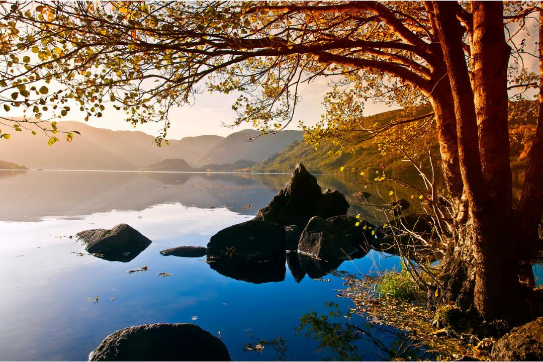 el lago de sanabria y sus leyendas por la vía de la plata