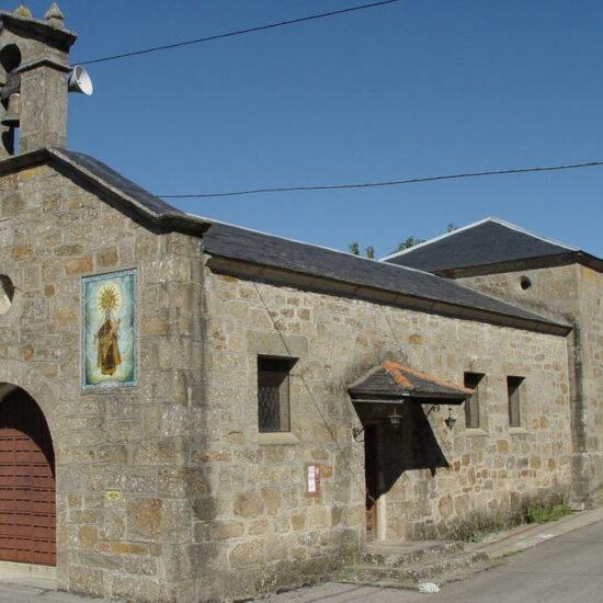Ermita de Nuestra Señora del Carmen en Asturianos