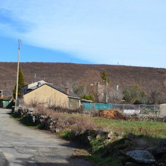 Conoce Asturianos a su paso por el camino de la plata en plena comarca de Sanabria
