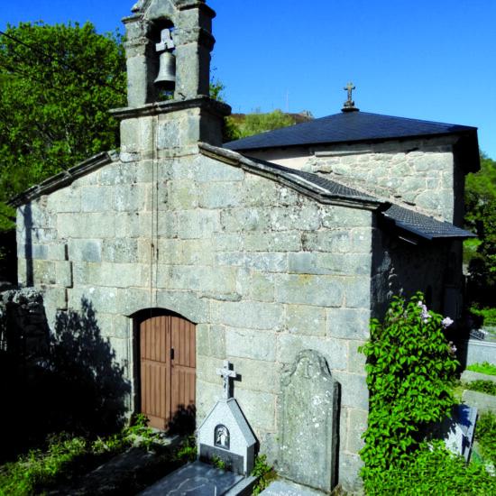 Capilla de Santo Anton de A Mezquita