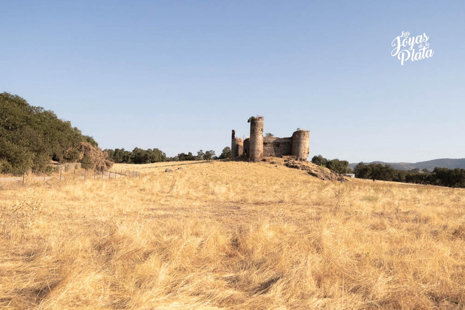 Castillo de la Torre en Monesterio