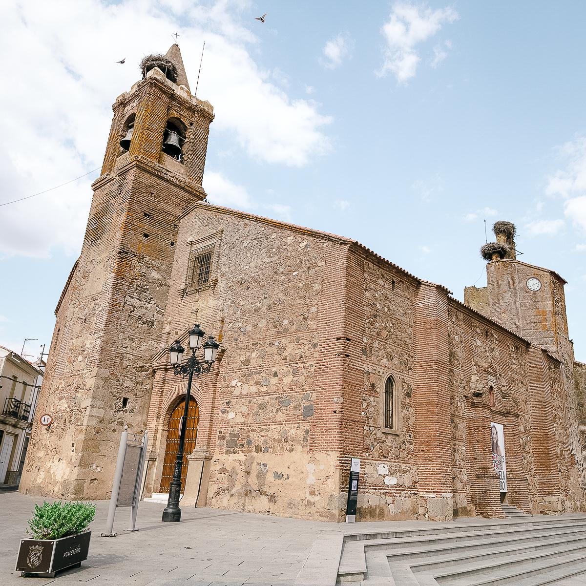 Monesterio Camino de Santiago