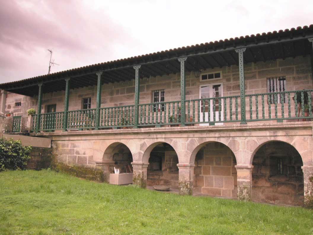 Fundación Cultural Otero Pedrayo en Amoeiro
