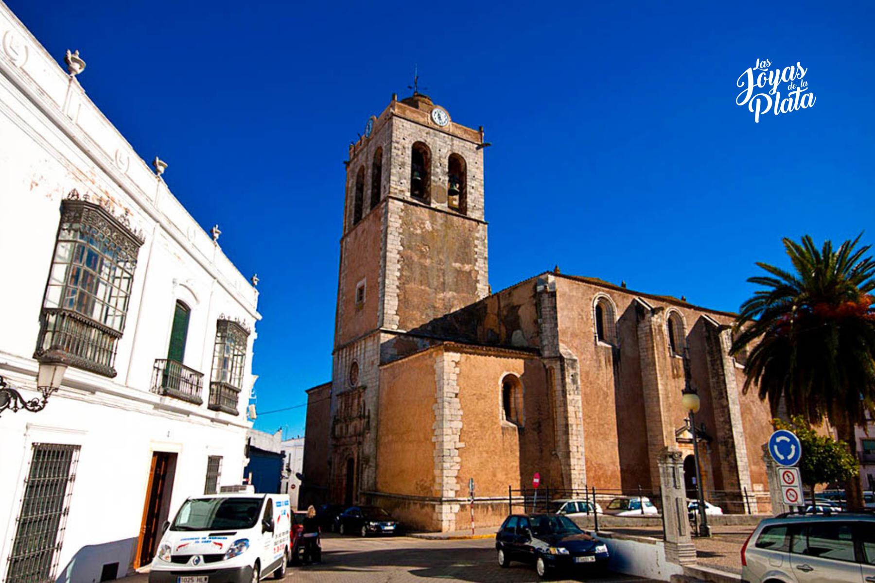 La Iglesia de Nuestra Señora de los Angeles de Maimona