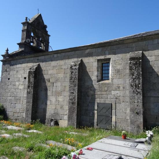 Iglesia de Santa María de A Mezquita