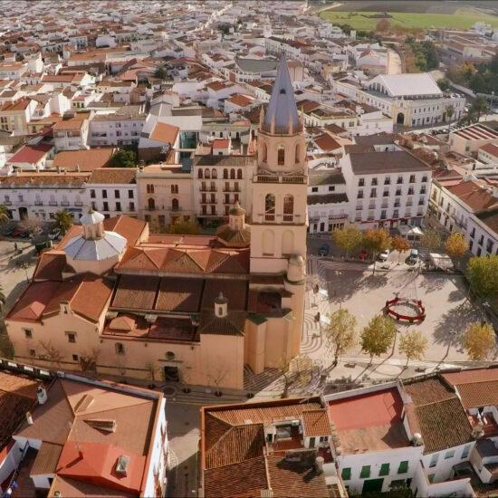 La Iglesia Parroquial de Santa María del Valle