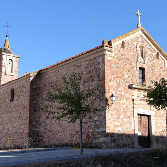 La Iglesia Parroquial de Torrejía