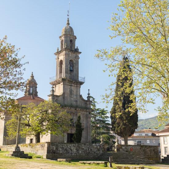 Iglesia de San Bieito de Allariz