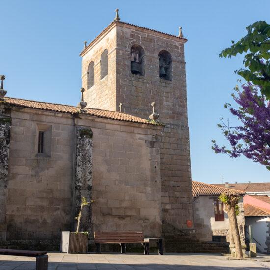 Iglesia de Santa María de Vilanova de Allariz