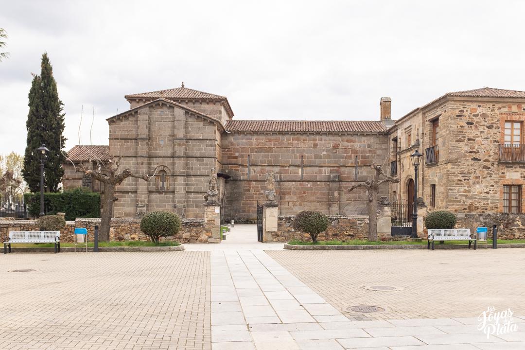 Iglesia de Santa Marta de Tera en Camarzana de Tera