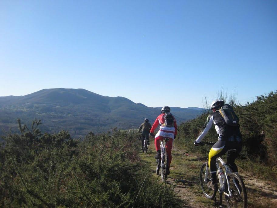 conocemos los montes de a estrada en galicia por el camino de la plata