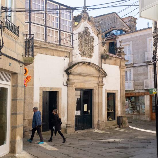 Palacio de los Enriquez de Allariz