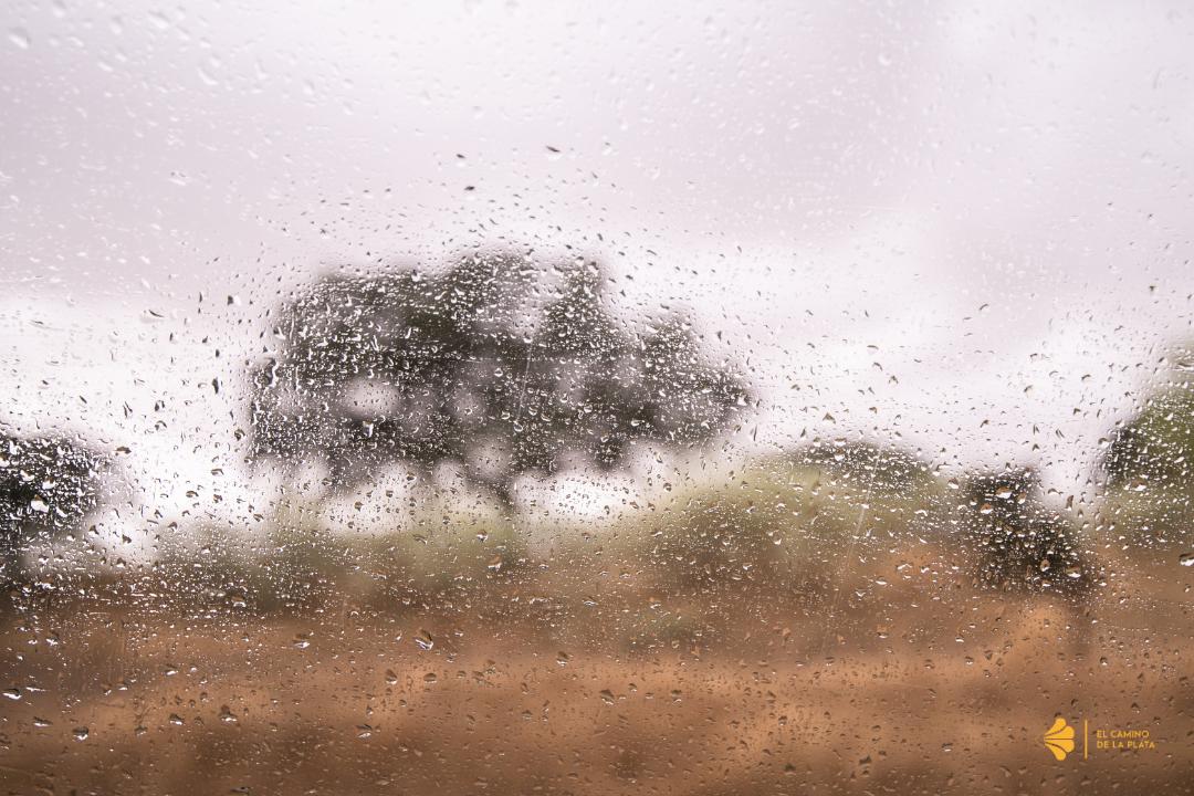 consejos para tus días de lluvia en el camino de santiago