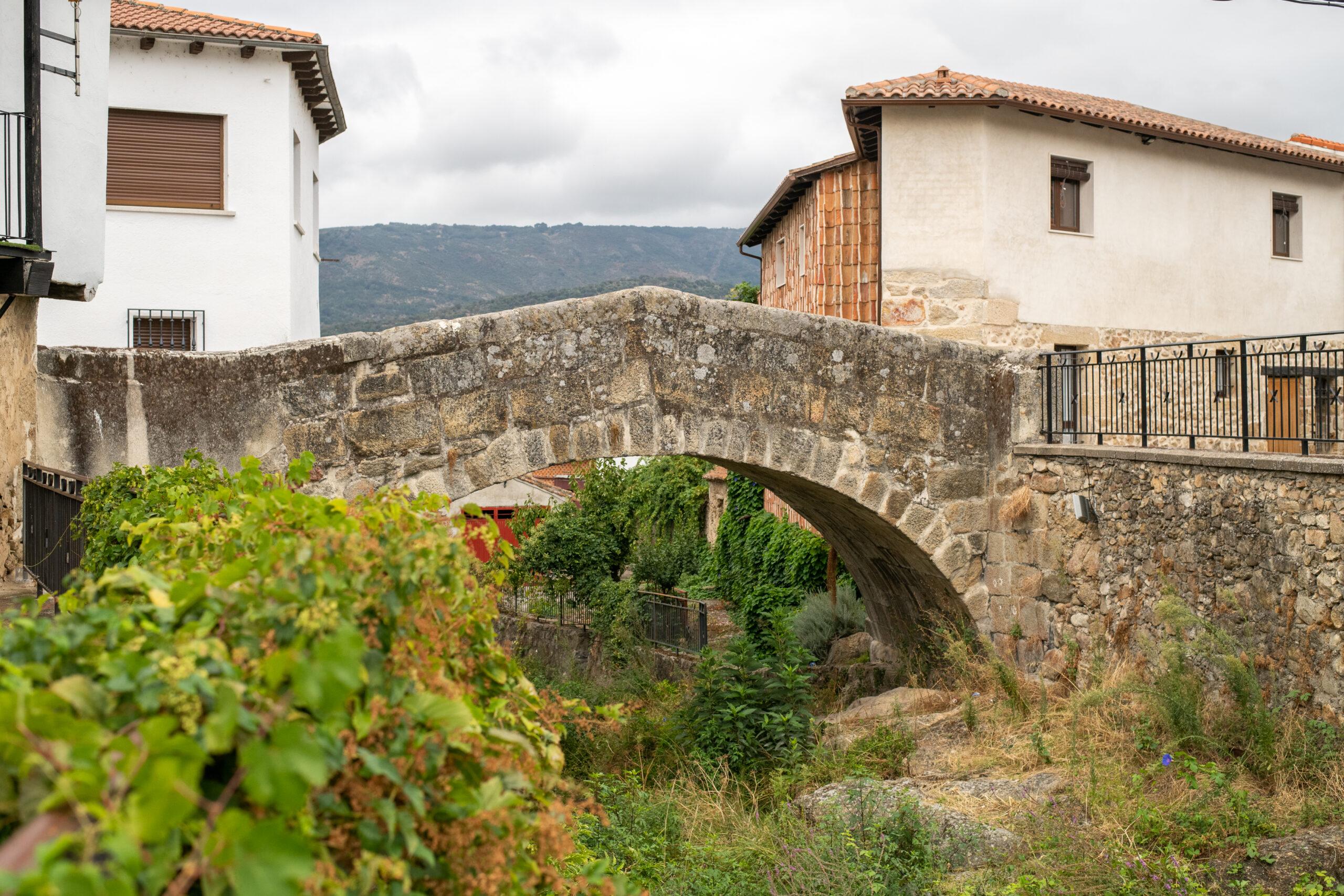 El puente romano de Aldeanueva