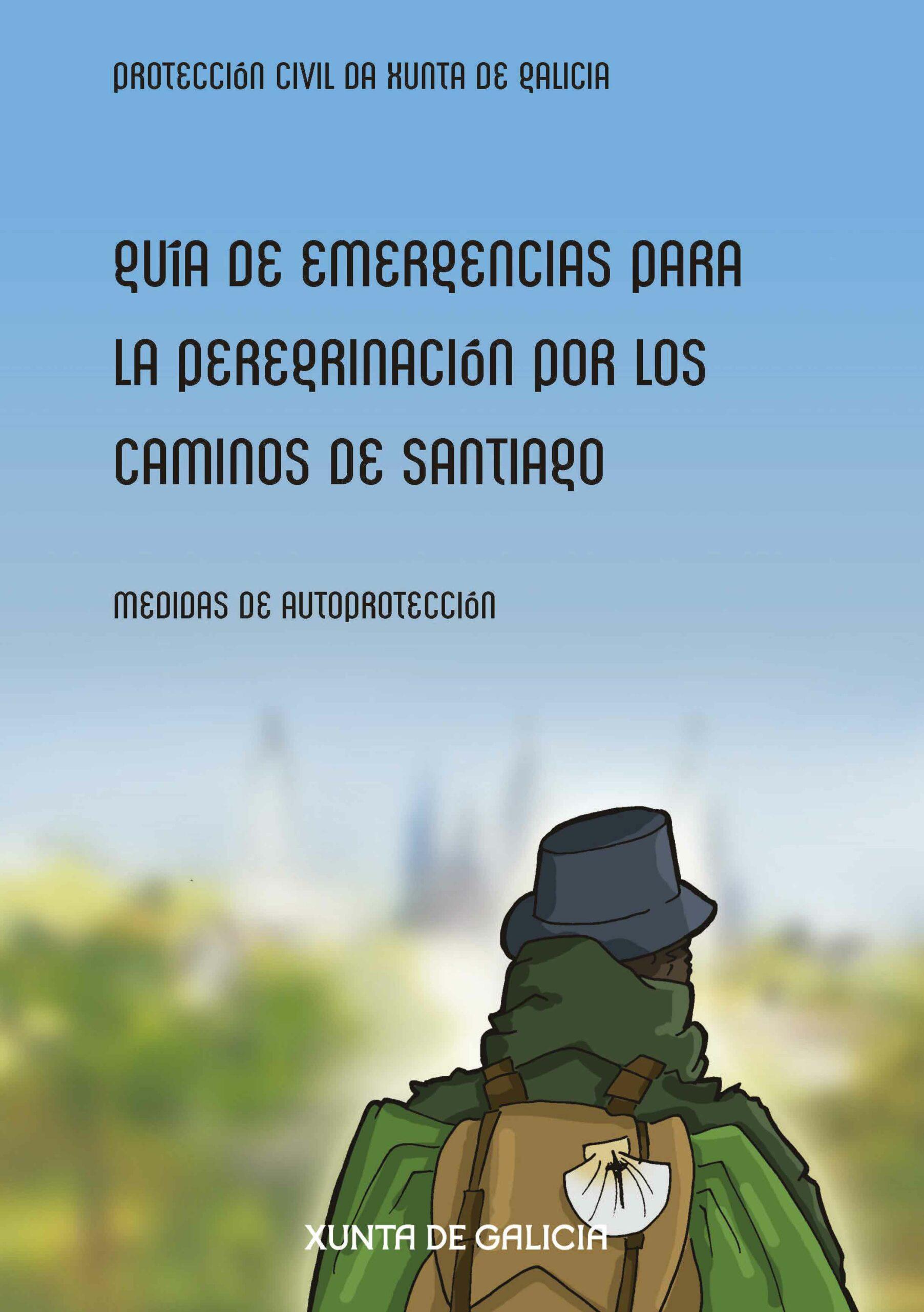 guía de emergencia camino de santiago