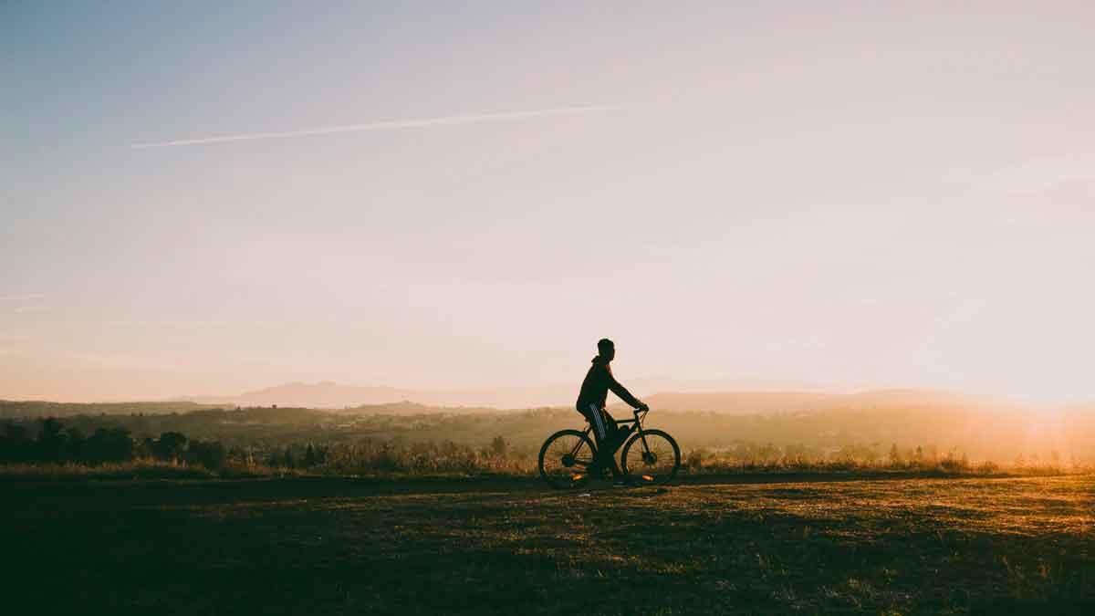 hacer el camino de la plata en bici