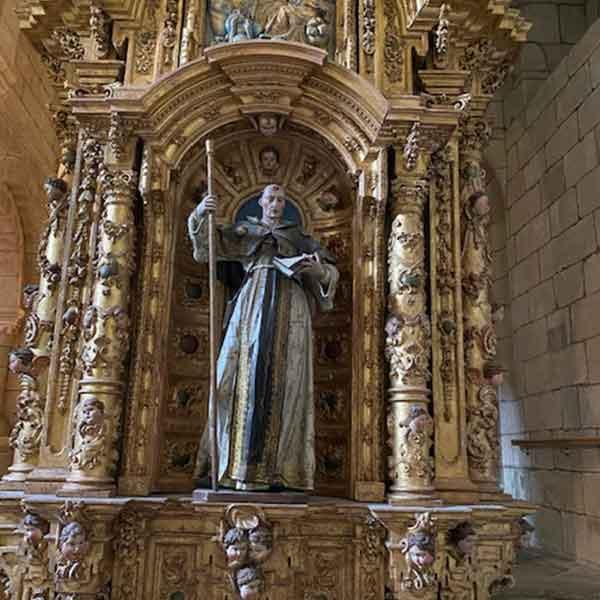 monasterio santa maria oseira orense