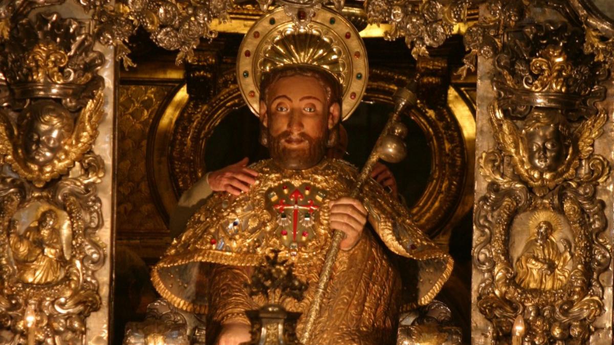 historia de santiago apostol