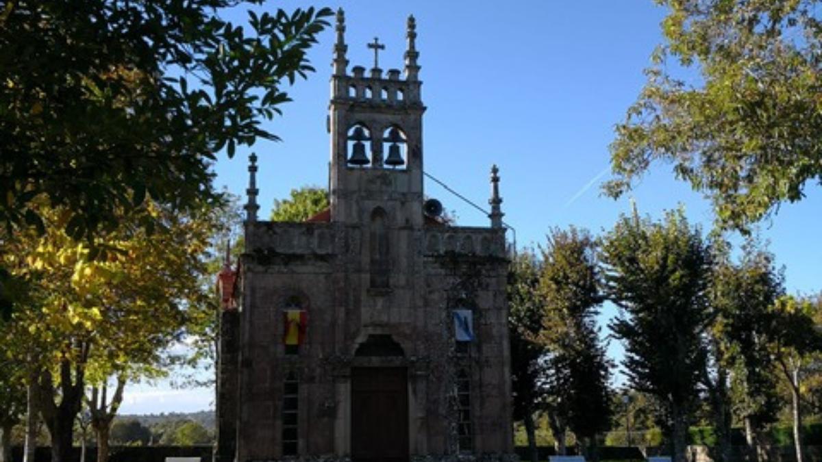 La Virgen de La Saleta camino de santiago por la via de la plata