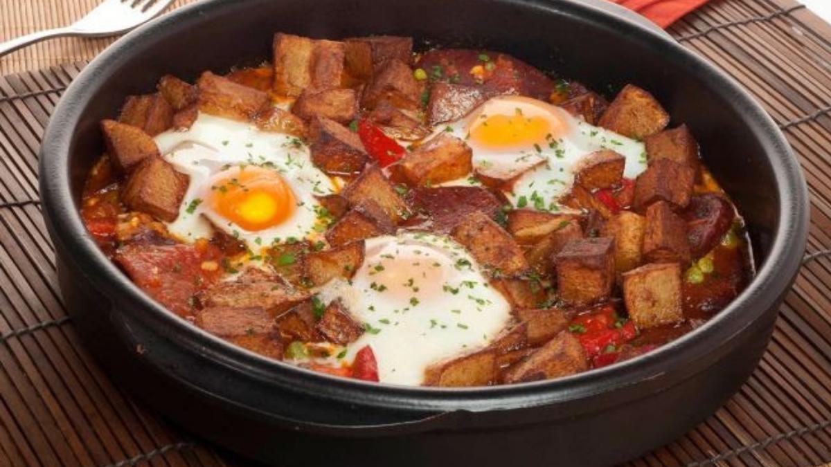 platos típicos de andalucía en el camino de la plata