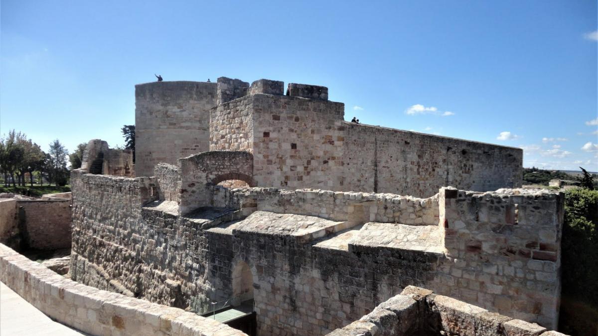 castillos y murallas de zamora