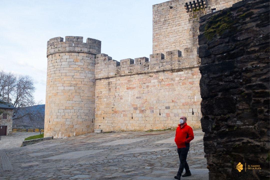 conoce los castillos del camino de la plata
