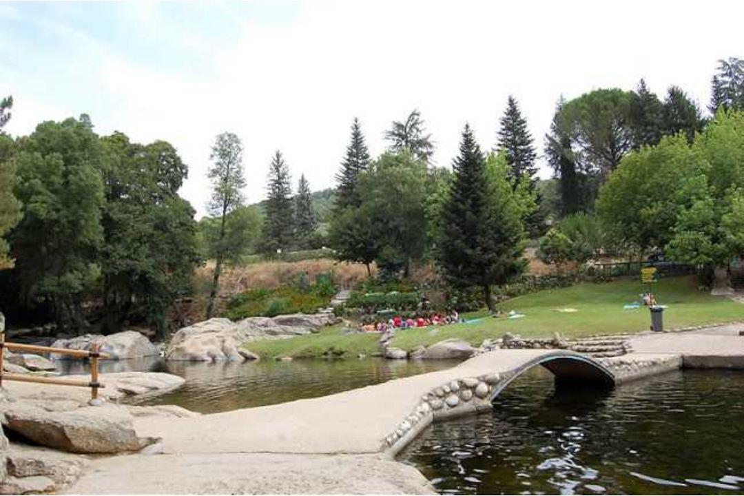 piscinas naturales de castilla y leon