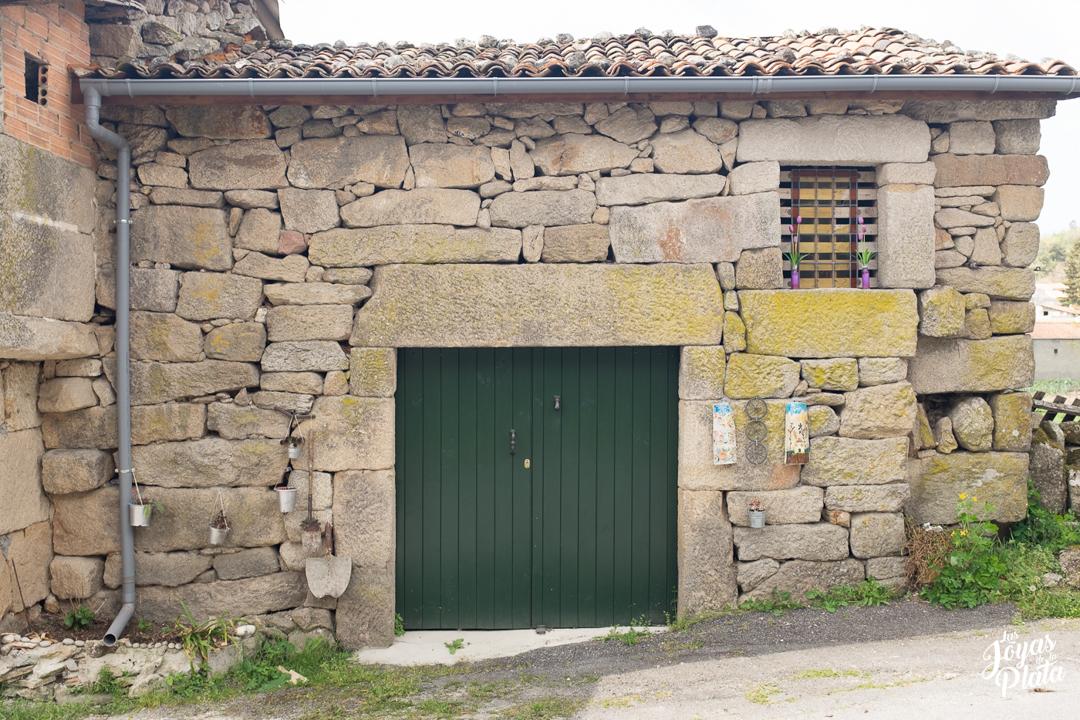 Vilar de Barrio por el Camino de la Plata
